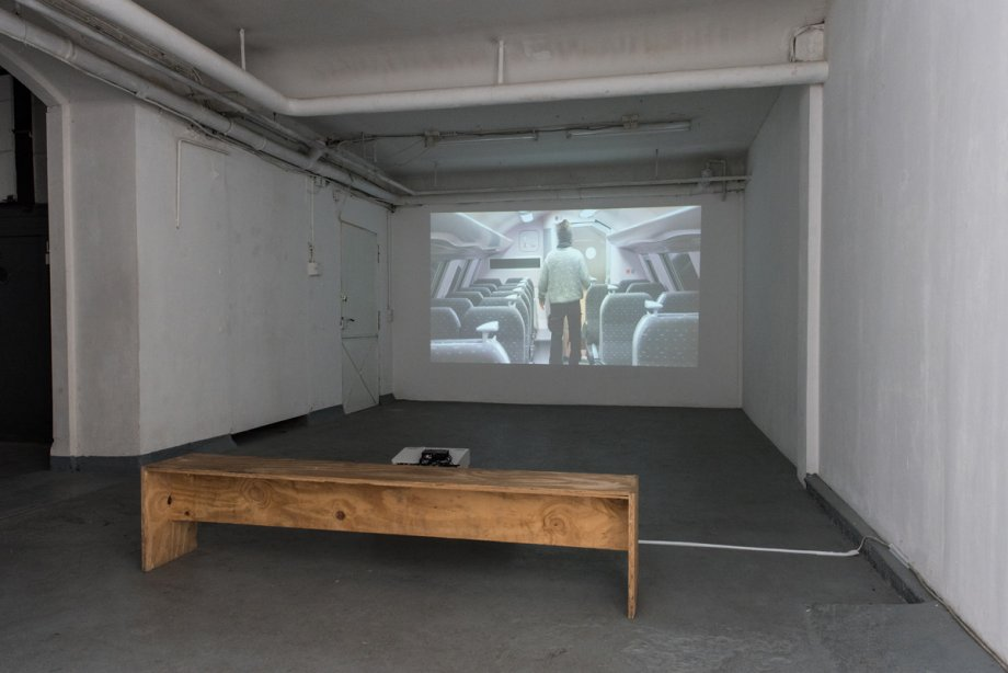 Installation view, Karl Philips - ETA (Estimated Time of Arrival), Foto: Frithjof Kjer