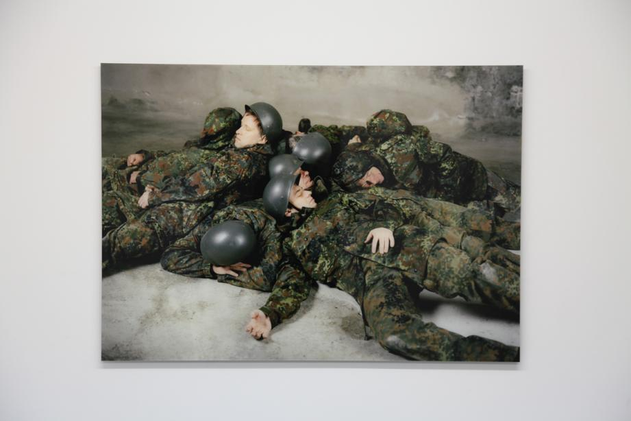 Oliver Ressler, We Have a Situation Here (2011), Installationsansicht, Foto: Amin Weber